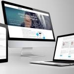 Projekt strony i wdrożenie