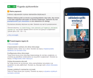 Strony internetowe mobilne i responsywne